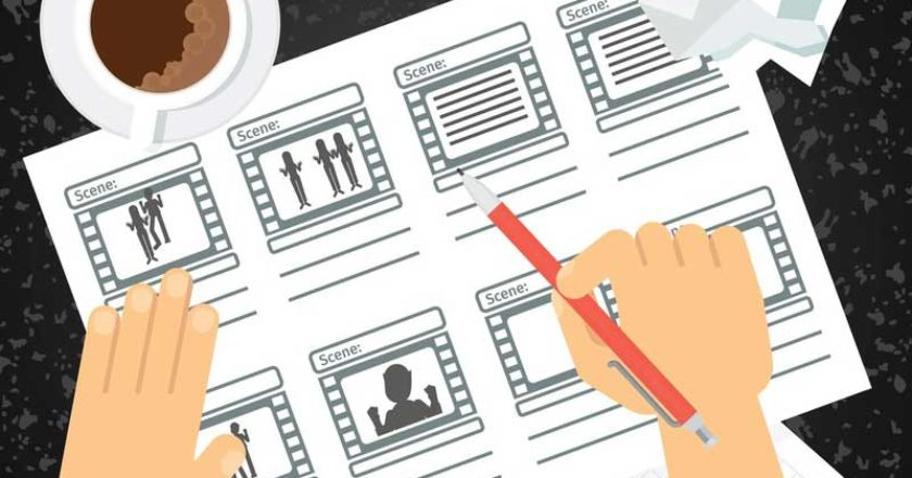 Convergence communique: The importance of storyboarding – and your brand's message