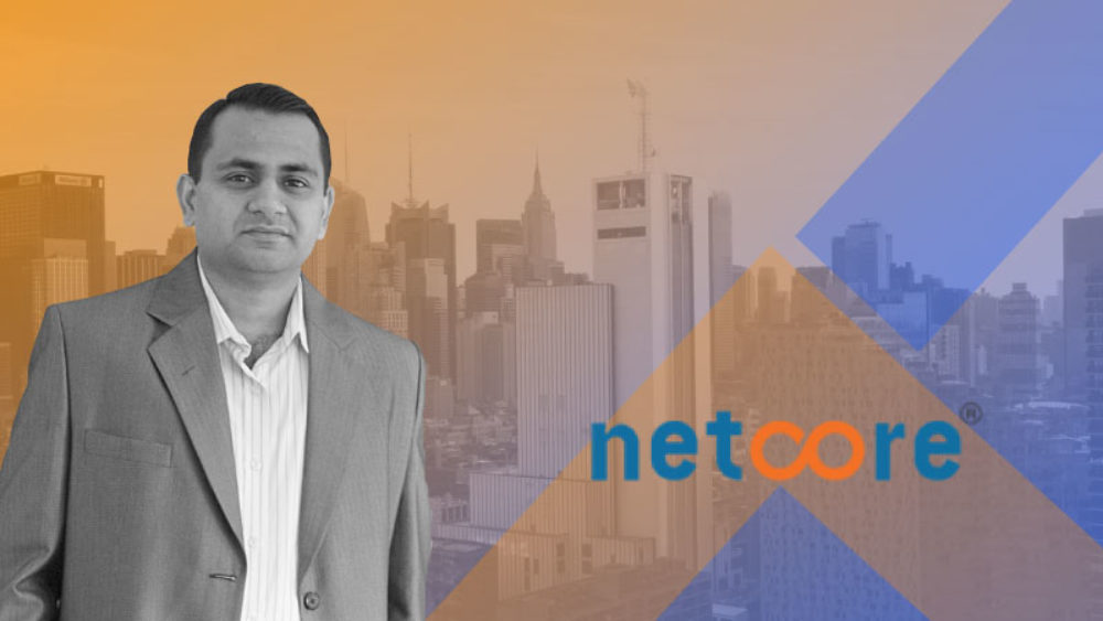 Interview with Group CEO, Netcore Solutions - Kalpit Jain