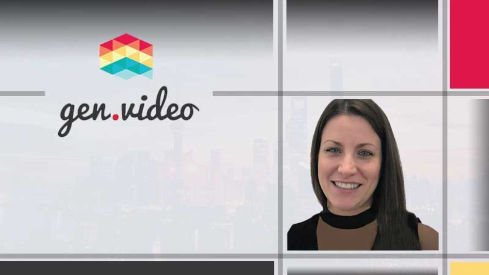 President and Co-Founder, gen.video - Jessica Thorpe