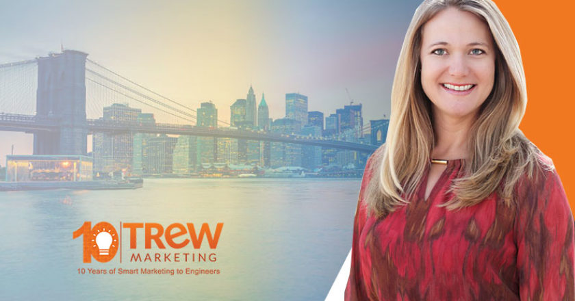 Interview with , CEO and Co-Founder of TREW Marketing – Wendy Covey