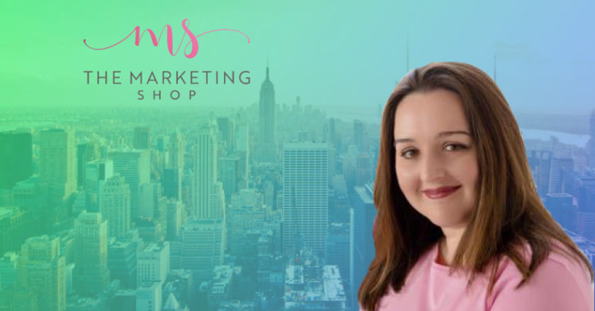 Interview with Founder at The Marketing Shop – Tracy Gibb