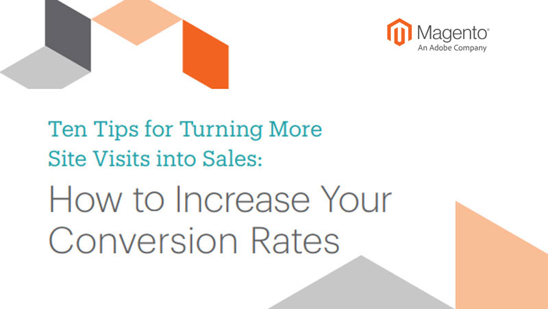 Ten Tips For Increasing Conversion Rates