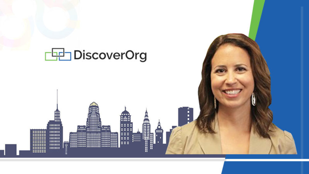 Interview with Chief Growth Officer, DiscoverOrg – Katie Bullard