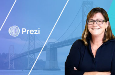 Interview with Vice President, Marketing of Prezi – Nadjya Ghausi