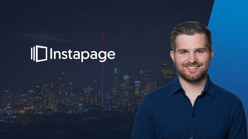 Interview with CEO & Founder , Instapage – Tyson Quick