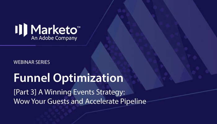 Funnel Optimization : [Part 3] A Winning Events Strategy